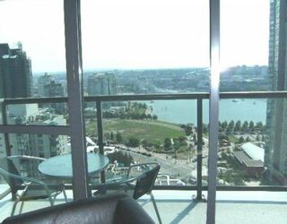 """Photo 10: 2302 501 PACIFIC Street in Vancouver: Downtown VW Condo for sale in """"The 501"""" (Vancouver West)  : MLS®# V779257"""