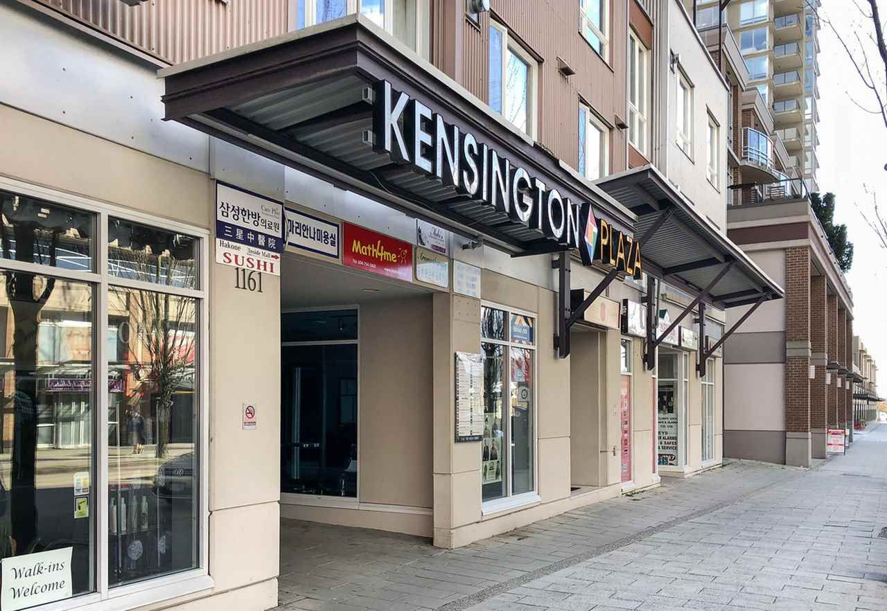 Main Photo: 16 1161 THE HIGH Street in Coquitlam: North Coquitlam Retail for lease : MLS®# C8029080