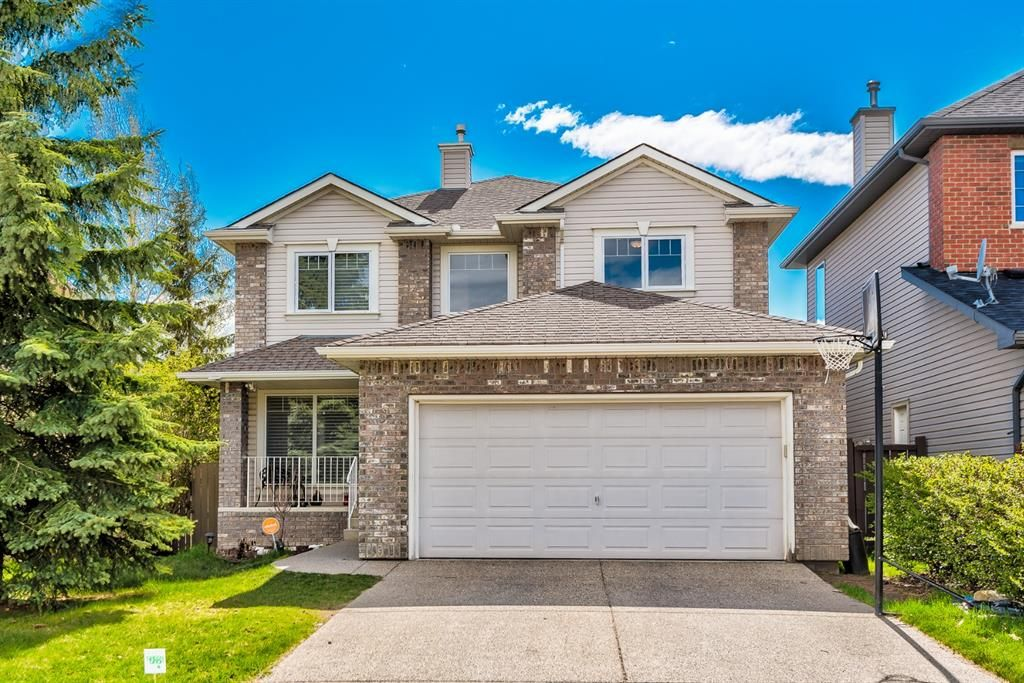 Main Photo: 7879 Wentworth Drive SW in Calgary: West Springs Detached for sale : MLS®# A1103523