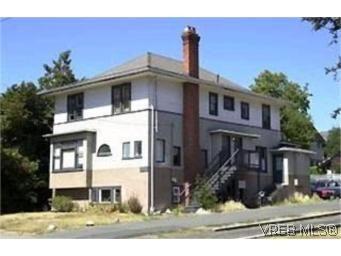 Main Photo:  in VICTORIA: Vi Fairfield West Multi Family for sale (Victoria)  : MLS®# 425902