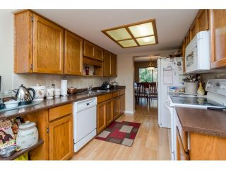 """Photo 7: 28 2962 NELSON Place in Abbotsford: Central Abbotsford Townhouse for sale in """"WILLBAND CREEK"""" : MLS®# R2016957"""