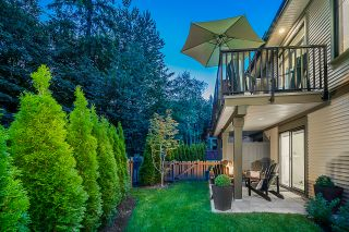 """Photo 46: 36 3306 PRINCETON Avenue in Coquitlam: Burke Mountain Townhouse for sale in """"HADLEIGH ON THE PARK"""" : MLS®# R2491911"""