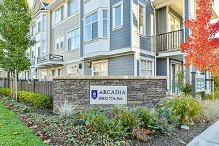 Photo 1: 26 20852 77A AVENUE in Langley: Willoughby Heights Townhouse for sale : MLS®# R2218957