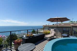 Photo 1: White Rock Ocean View Home listed with Joanne Taylor White Rock South Surrey Realtor