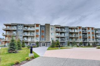 Photo 1: 210 370 Harvest Hills Common NE in Calgary: Harvest Hills Apartment for sale : MLS®# A1150315