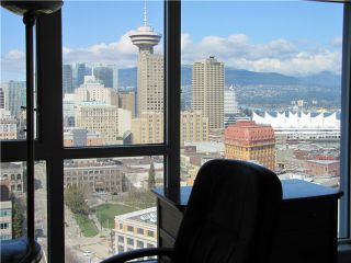 Photo 16: # 2402 183 KEEFER PL in Vancouver: Downtown VW Condo for sale (Vancouver West)