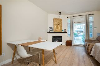 "Photo 11: 103 2628 YEW Street in Vancouver: Kitsilano Condo for sale in ""CONNAUGHT PLACE"" (Vancouver West)  : MLS®# R2514048"