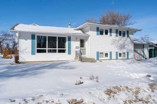 Photo 1: 190 Carroll Road in Winnipeg: Westwood House for sale (5G)  : MLS®# 202006269