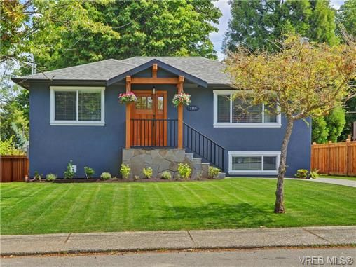 Main Photo: 3119 Somerset St in VICTORIA: Vi Mayfair House for sale (Victoria)  : MLS®# 732616