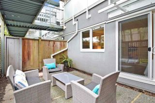 "Photo 19: 112 2020 W 8TH Avenue in Vancouver: Kitsilano Townhouse for sale in ""AUGUSTINE GARDENS"" (Vancouver West)  : MLS®# R2560905"