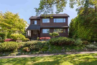 """Photo 1: 3268 W 21ST Avenue in Vancouver: Dunbar House for sale in """"Dunbar"""" (Vancouver West)  : MLS®# R2177204"""