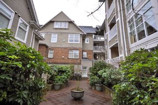 """Photo 9: 305 2588 ALDER Street in Vancouver: Fairview VW Condo for sale in """"BOLLERT PLACE"""" (Vancouver West)  : MLS®# V877184"""