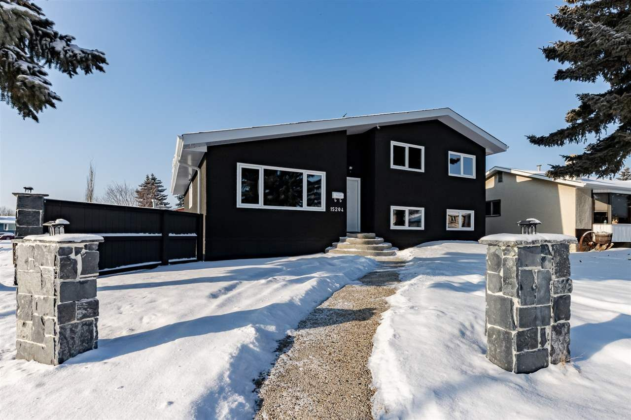 Main Photo: 15204 94 Street in Edmonton: Zone 02 House for sale : MLS®# E4226877