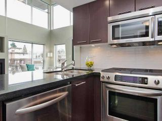 Photo 2: # PH2 1288 CHESTERFIELD AV in North Vancouver: Central Lonsdale Condo for sale : MLS®# V1123799
