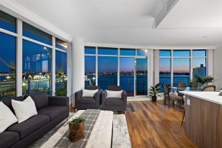 """Photo 3: 801 185 VICTORY SHIP Way in North Vancouver: Lower Lonsdale Condo for sale in """"Cascade East At The Pier"""" : MLS®# R2591377"""