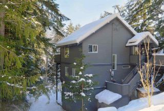 "Photo 1: 8297 VALLEY Drive in Whistler: Alpine Meadows House for sale in ""ALPINE MEADOWS"" : MLS®# R2128037"