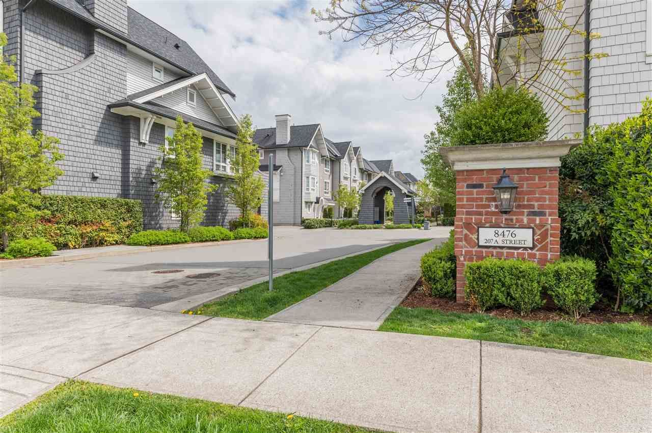 "Main Photo: 85 8476 207A Street in Langley: Willoughby Heights Townhouse for sale in ""YORK BY MOSAIC"" : MLS®# R2573392"