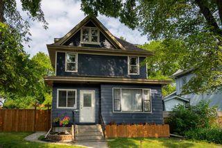 Photo 1: 510 Dominion Street in Winnipeg: Wolseley Residential for sale (5B)  : MLS®# 202118548