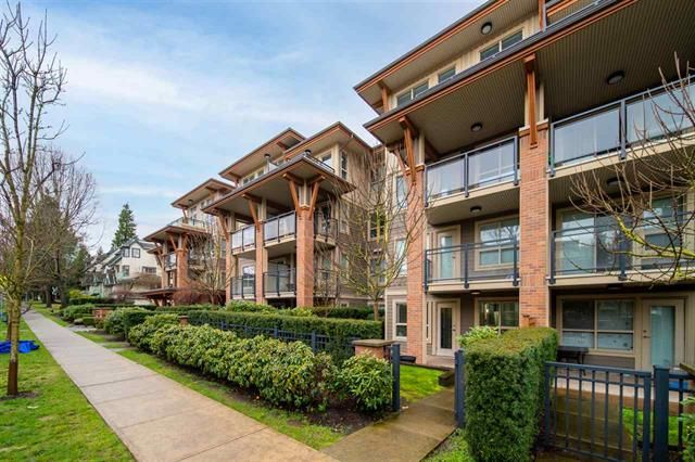Main Photo: 109 7131 Stride Ave in Burnaby East: Edmonds BE Condo for sale : MLS®# R2535644
