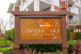 """Photo 13: 306 4600 WESTWATER Drive in Richmond: Steveston South Condo for sale in """"Copper Sky"""" : MLS®# R2330987"""
