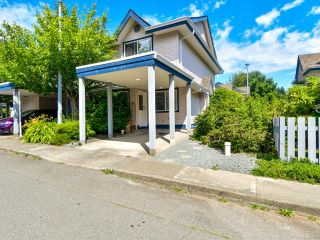 Photo 1: 14 1335 Creekside Way in CAMPBELL RIVER: CR Willow Point Row/Townhouse for sale (Campbell River)  : MLS®# 819199
