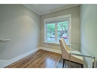 Photo 9: 2315 BALSAM Street in Vancouver: Kitsilano Townhouse for sale (Vancouver West)  : MLS®# V1074012