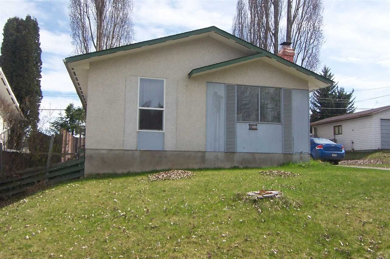 Photo 2: Photos: 1386 LEWIS Drive in Quesnel: Quesnel - Town House for sale (Quesnel (Zone 28))  : MLS®# R2163703