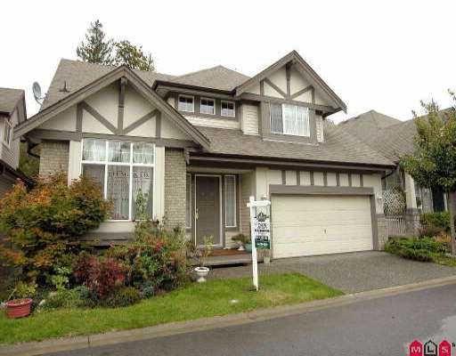 "Main Photo: 20835 97B AV in Langley: Walnut Grove House for sale in ""WYNDSTAR"" : MLS®# F2522675"