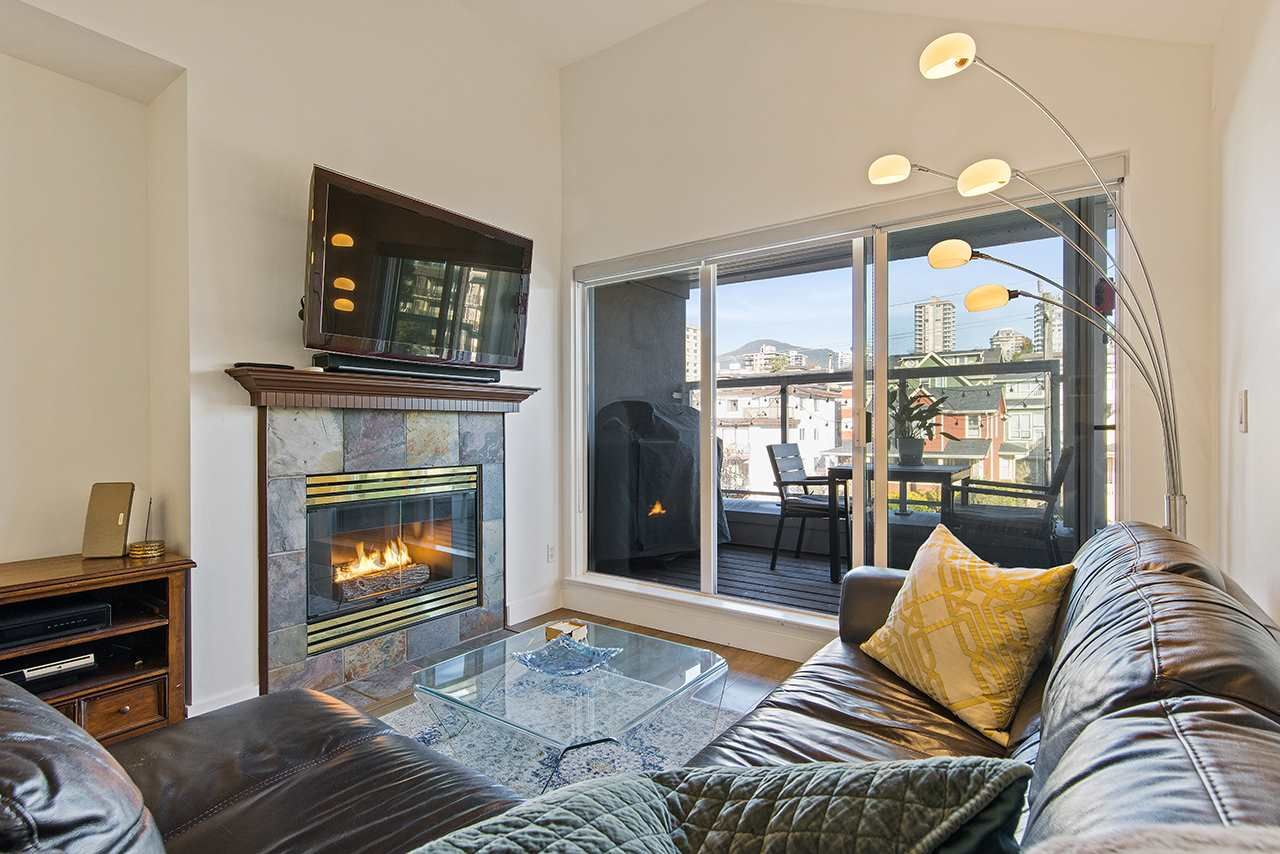 Main Photo: 413 155 E 3RD STREET in : Lower Lonsdale Condo for sale : MLS®# R2521807