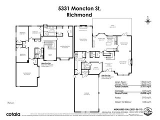 Photo 35: 5331 MONCTON Street in Richmond: Westwind House for sale : MLS®# R2583228