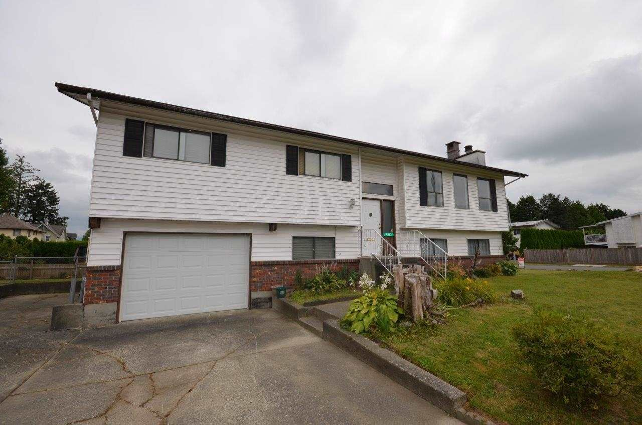 Main Photo: 9152 MAVIS STREET in : Chilliwack W Young-Well House for sale : MLS®# R2098353