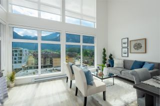 """Photo 10: 612 38013 THIRD Avenue in Squamish: Downtown SQ Condo for sale in """"THE LAUREN"""" : MLS®# R2474999"""
