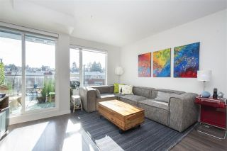 "Photo 2: 511 417 GREAT NORTHERN Way in Vancouver: Strathcona Condo for sale in ""Canvas"" (Vancouver East)  : MLS®# R2543992"