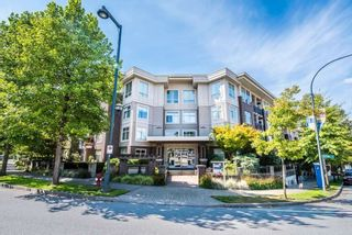 Photo 1: L104 13555 GATEWAY Drive in Surrey: Whalley Condo for sale (North Surrey)  : MLS®# R2575932