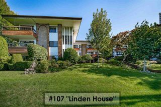 "Photo 1: 107 7180 LINDEN Avenue in Burnaby: Highgate Condo for sale in ""Burnaby South - Highgate"" (Burnaby South)  : MLS®# R2504392"