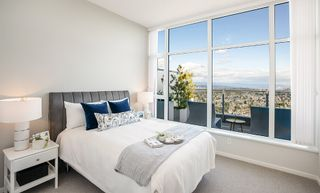 """Photo 15: 3805 6700 DUNBLANE Avenue in Burnaby: Metrotown Condo for sale in """"Vittorio by Polygon"""" (Burnaby South)  : MLS®# R2558469"""