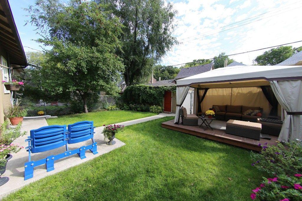Photo 35: Photos: 105 Lipton Street in Winnipeg: Wolseley Single Family Detached for sale (West Winnipeg)  : MLS®# 1525388