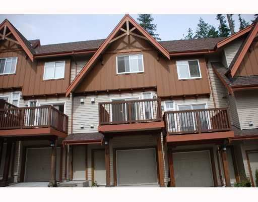 "Main Photo: 30 2000 PANORAMA Drive in Port_Moody: Heritage Woods PM Townhouse for sale in ""MOUNTAIN'S EDGE"" (Port Moody)  : MLS®# V734955"