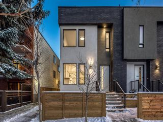 Main Photo: 2 721 1 Avenue in Calgary: Sunnyside Row/Townhouse for sale : MLS®# A1145237