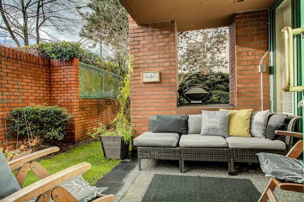 "Main Photo: 107 503 W 16 Avenue in Vancouver: Fairview VW Condo for sale in ""Pacifica"" (Vancouver West)  : MLS®# R2573070"