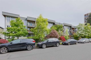 """Photo 1: 207 1551 W 11TH Avenue in Vancouver: Fairview VW Condo for sale in """"LABURNUM HEIGHTS"""" (Vancouver West)  : MLS®# R2594194"""