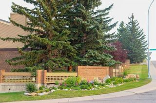 Photo 33: 17 1220 Prominence Way SW in Calgary: Patterson Row/Townhouse for sale : MLS®# A1132677