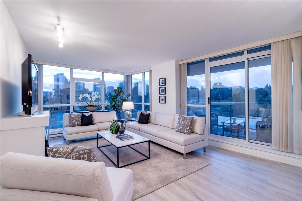 """Main Photo: 706 5611 GORING Street in Burnaby: Central BN Condo for sale in """"LEGACY"""" (Burnaby North)  : MLS®# R2493285"""