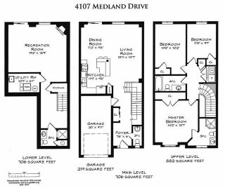 Photo 32: 4107 Medland Drive in Burlington: Rose House (2-Storey) for sale : MLS®# W5118246