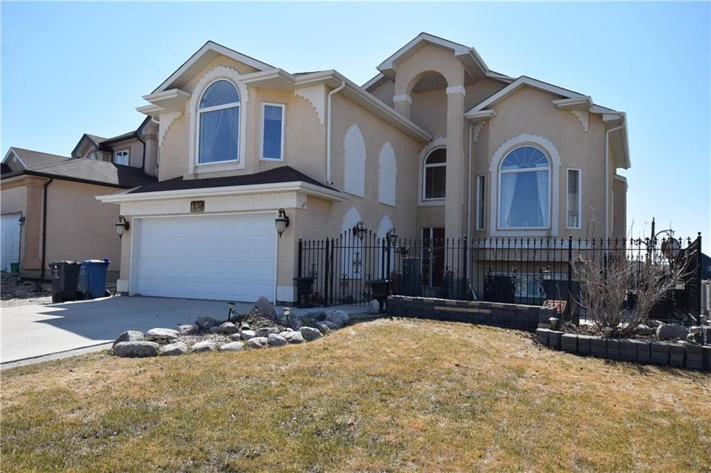 Main Photo: 187 Thorn Drive in Winnipeg: Amber Trails Residential for sale (4F)  : MLS®# 202006621