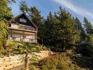 Photo 1: 325 BAYVIEW Place in West Vancouver: Lions Bay House for sale : MLS®# R2357197