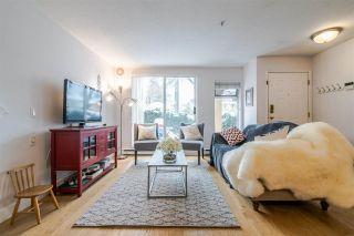 "Photo 3: 4 3418 ADANAC Street in Vancouver: Renfrew VE Townhouse for sale in ""TERRA VITA PLACE"" (Vancouver East)  : MLS®# R2341365"
