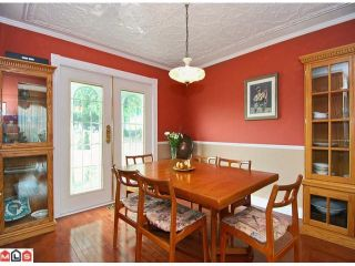 """Photo 6: 9280 154A Street in Surrey: Fleetwood Tynehead House for sale in """"BERKSHIRE PARK"""" : MLS®# F1007841"""