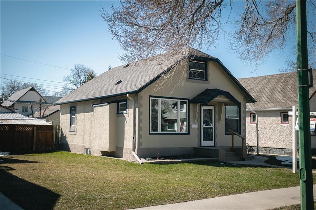 Main Photo: 513 De La Morenie Street in Winnipeg: St Boniface Residential for sale (2A)  : MLS®# 202108491