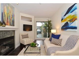 "Photo 3: 108 3278 HEATHER Street in Vancouver: Cambie Condo for sale in ""THE HEATHERSTONE"" (Vancouver West)  : MLS®# V1116295"